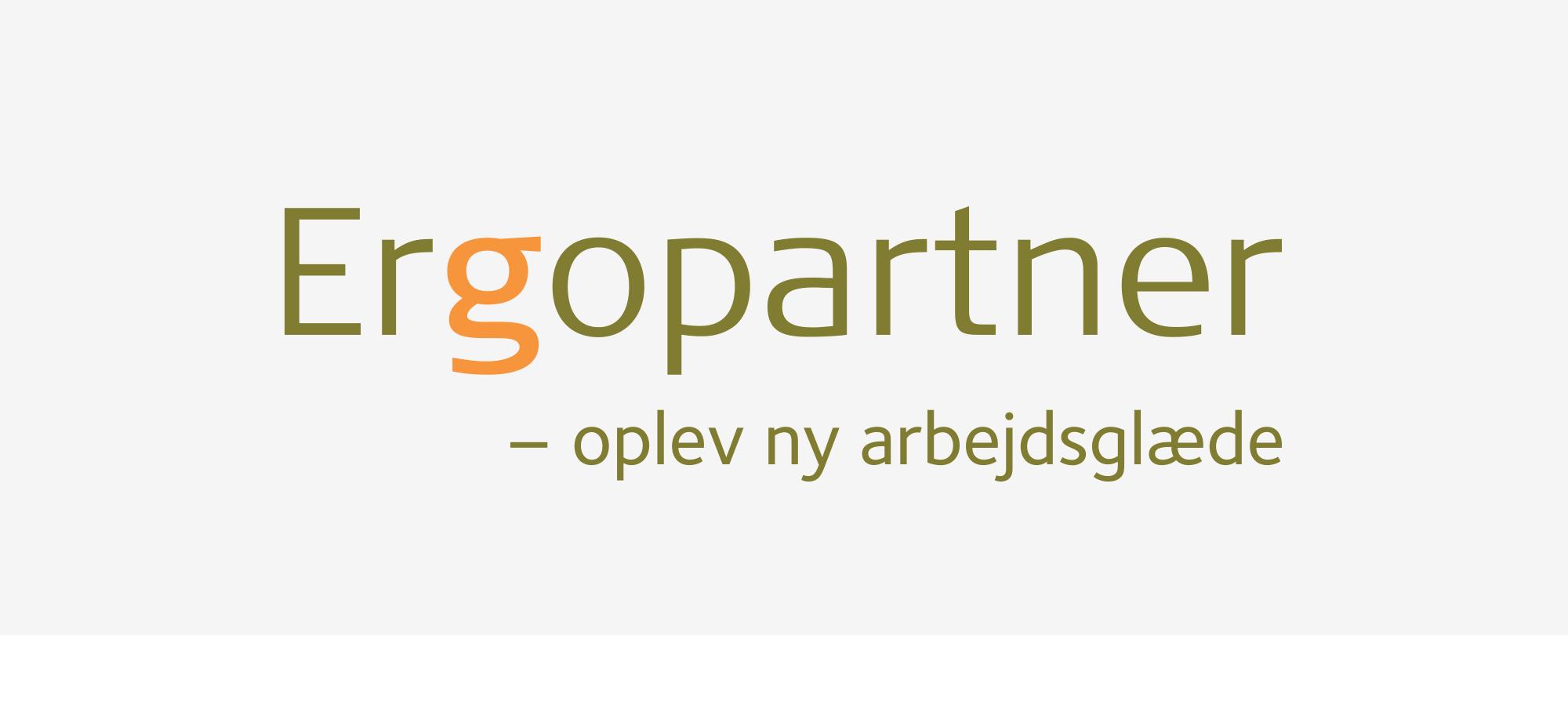Ergopartner – ergonomisk optimering af kontorarbejdspladsen